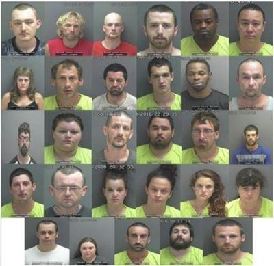 Multi-agency investigations net 29 arrests | The Police