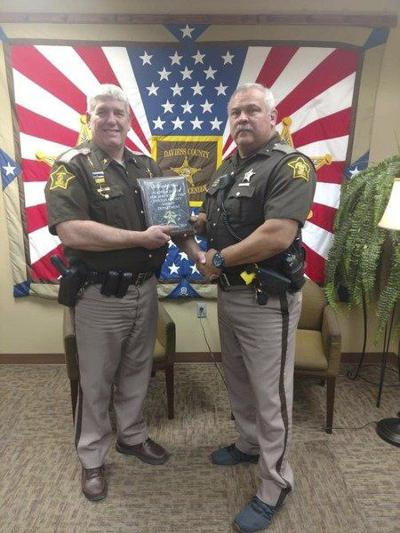 Wise retires from sheriff's department