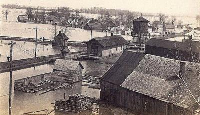 Great Flood of 1913 played its part in Daviess County