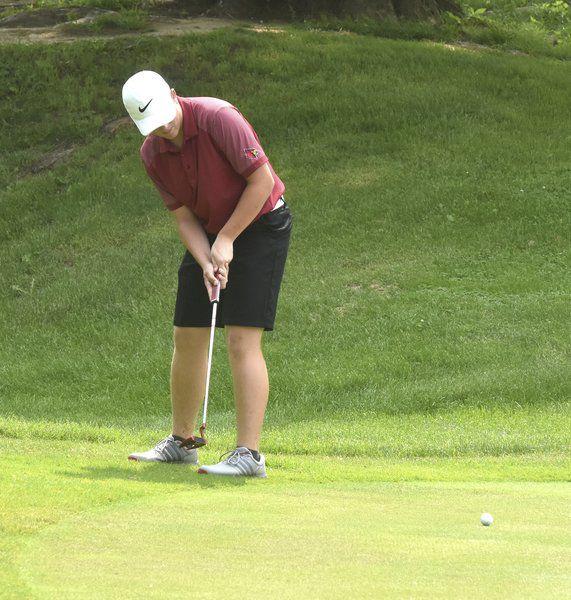 Area golfers return to regional action