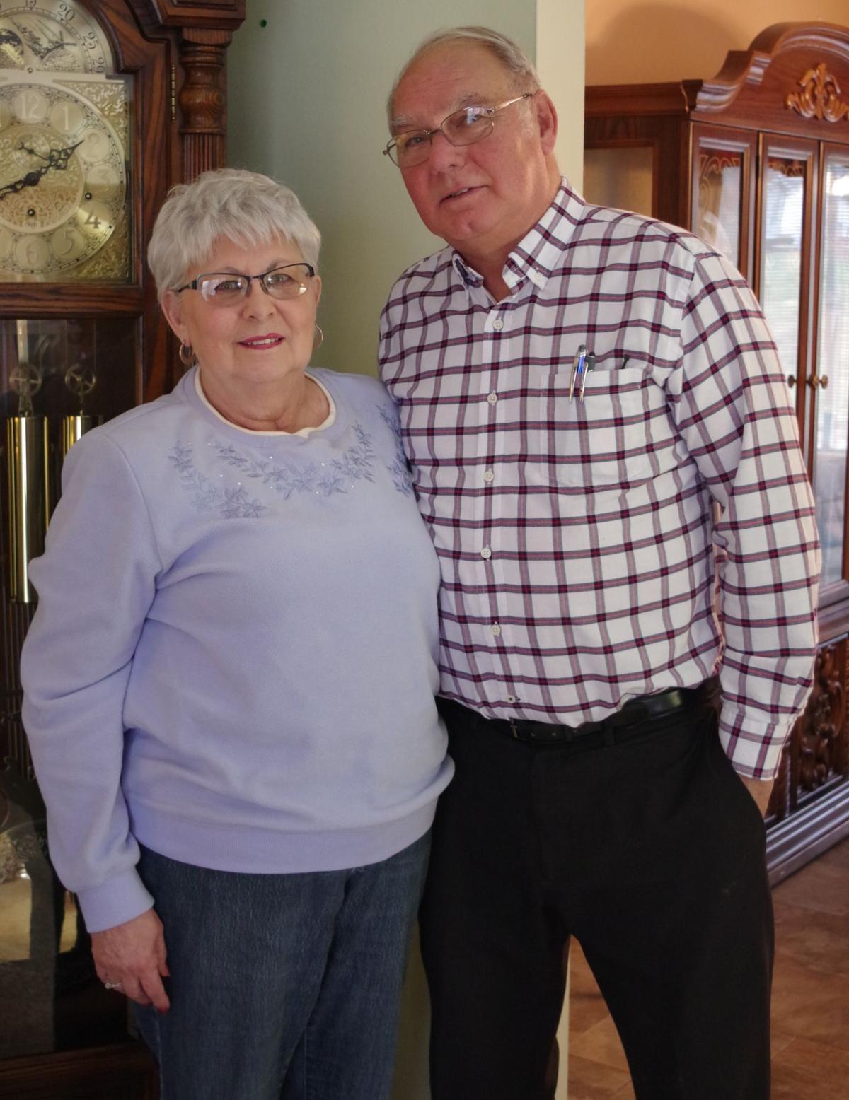 Bryan and Kay Walden