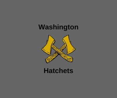 WTH Graphics Washington Hatchets