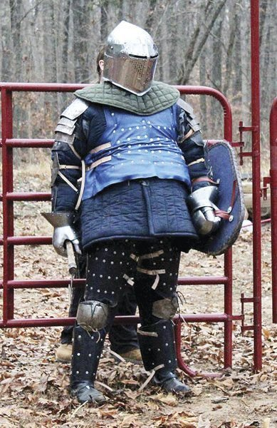 Armored Combat League Reenactment to be held at West Boggs | Local