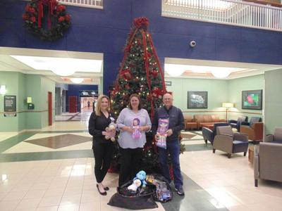 DCH receives donation from Martin County Toy Store