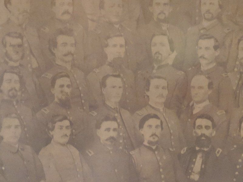 State Civil War display open at Daviess County Museum