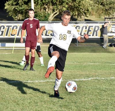 WHS soccer Joost Mahler