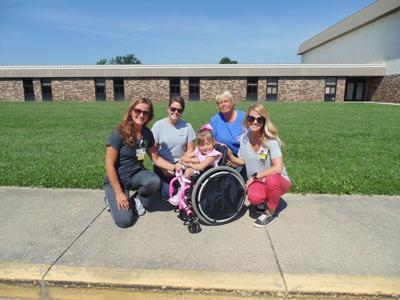 """NASCO donates """"wheelpack"""" to Washington student"""