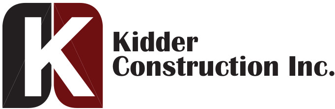 KIDDER CONSTRUCTION LOGO