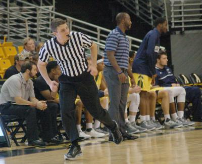 A passion for officiating