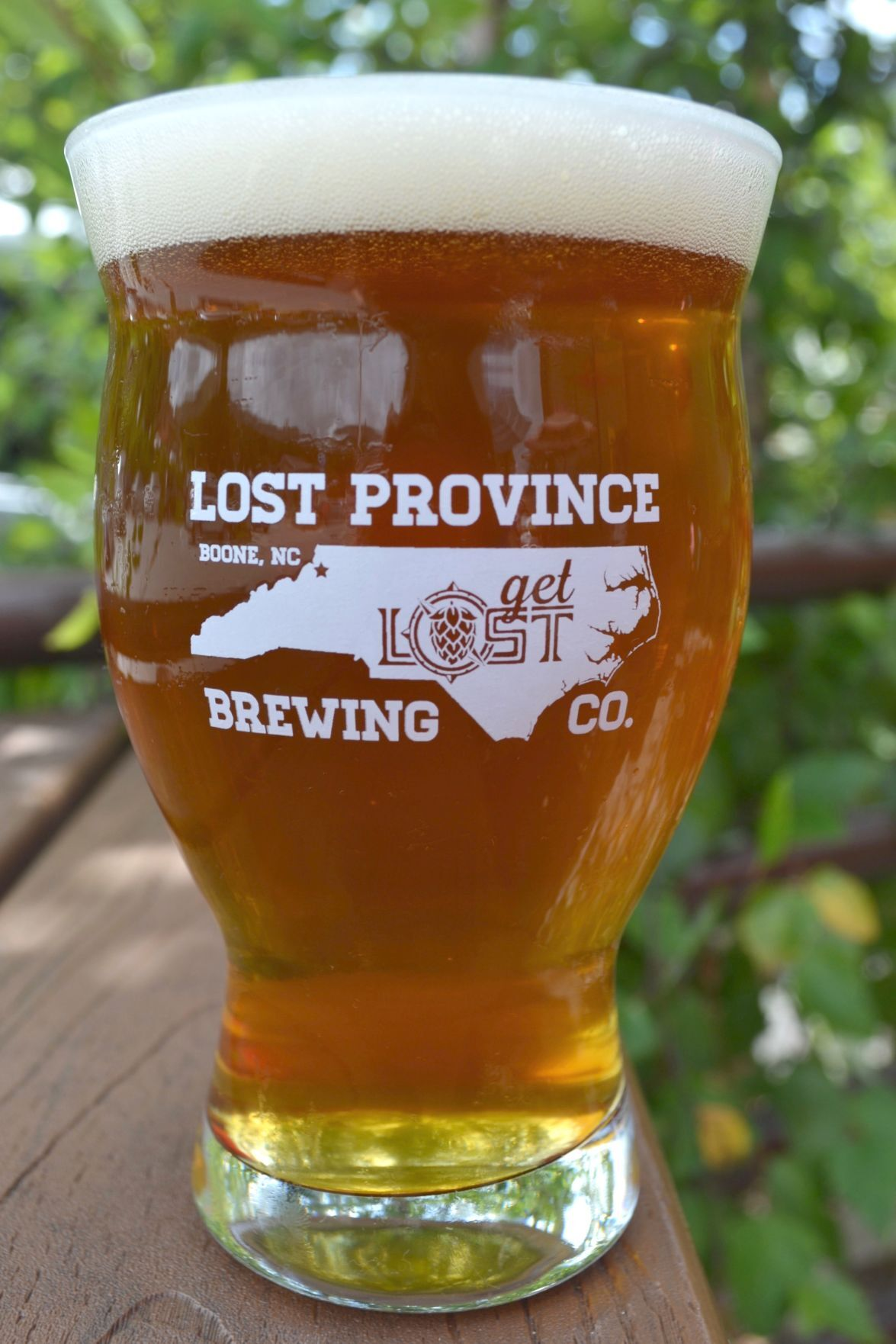 Lost Province beer