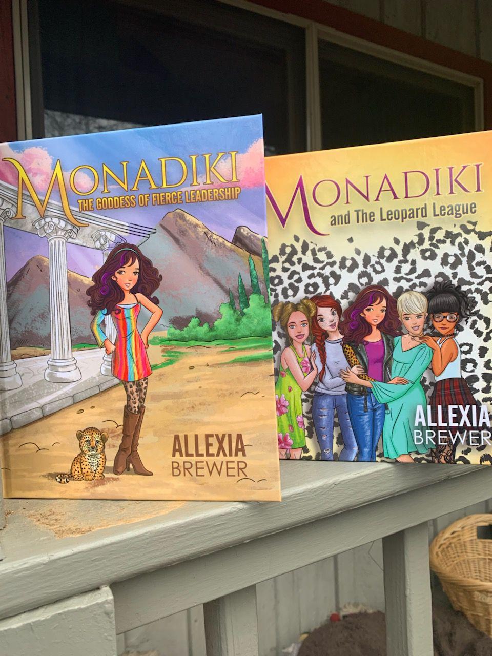 Monadiki book series