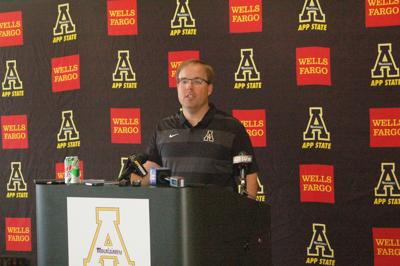 App State offense