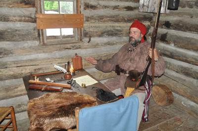 Hickory Ridge Living History Museum 2017
