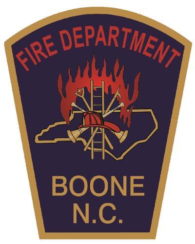 Boone Fire logo