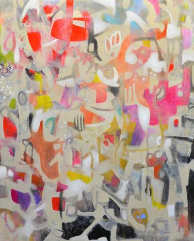 Abstract by Tonya Bottomley