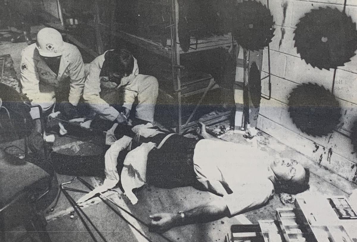 Watauga County Rescue Squad 1977