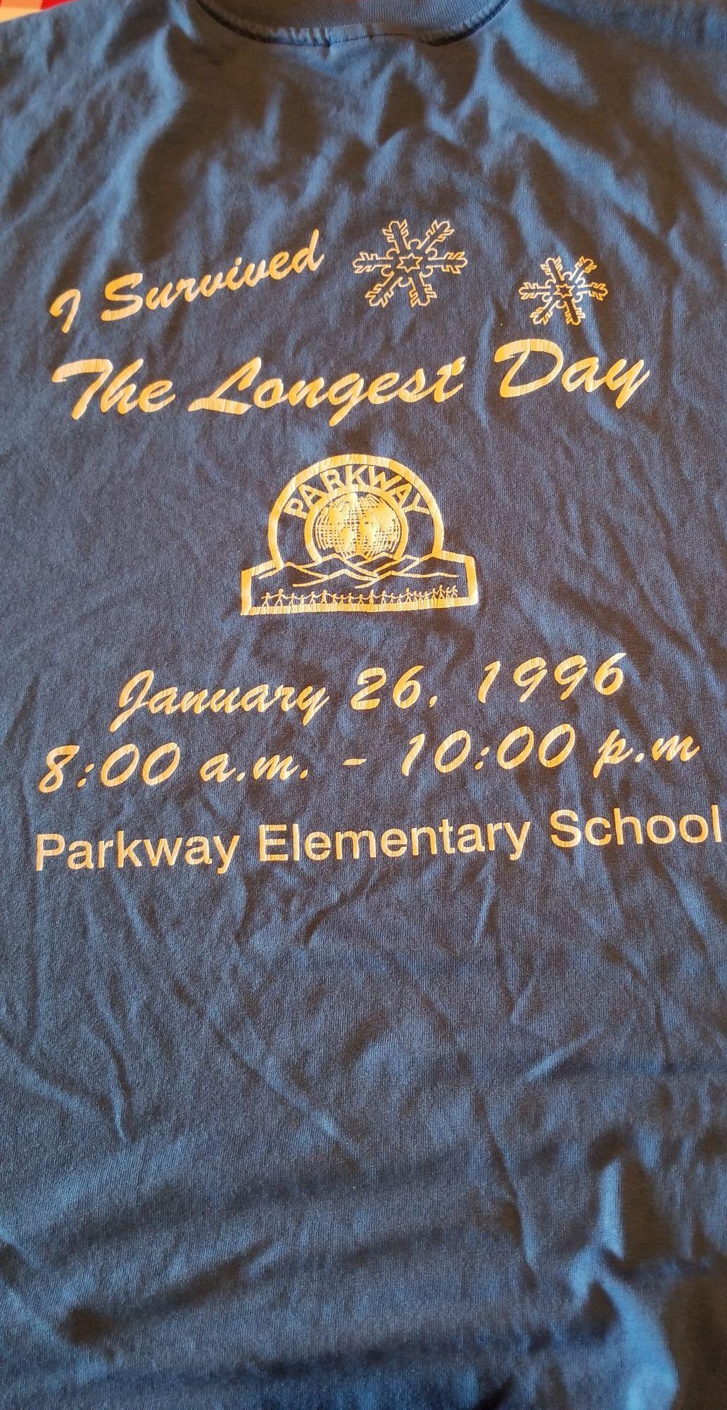 Longer Longer Longest Day