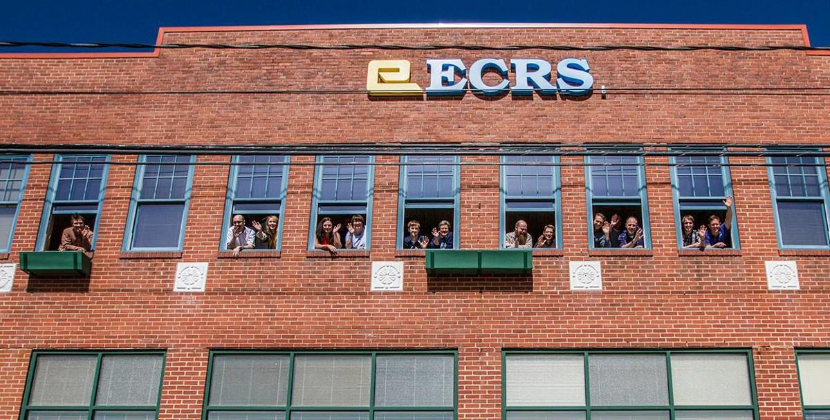 ECRS front office view