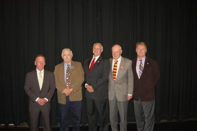 2015 Blowing Rock candidates