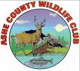 ashe county wildlife club logo