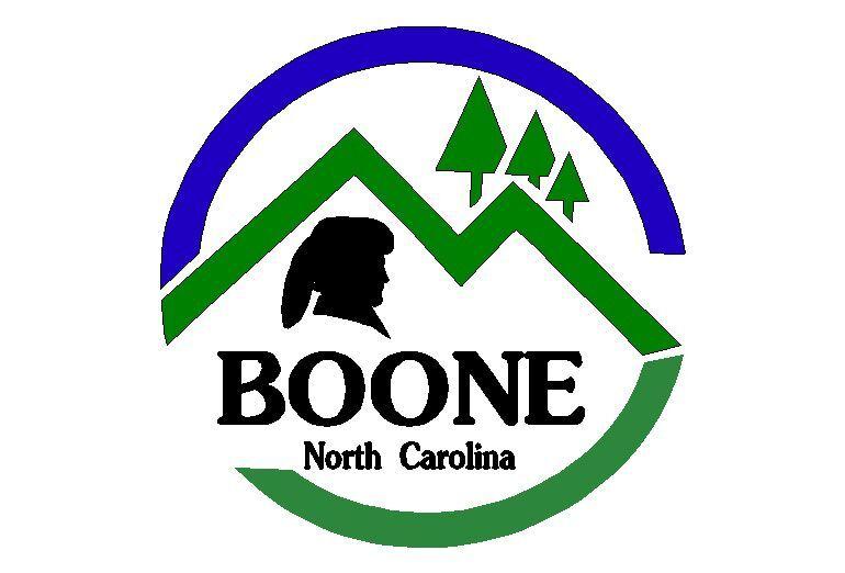 Boone town logo