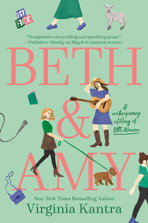 'Beth and Amy'