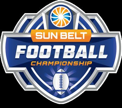 Sun Belt Football Championship logo