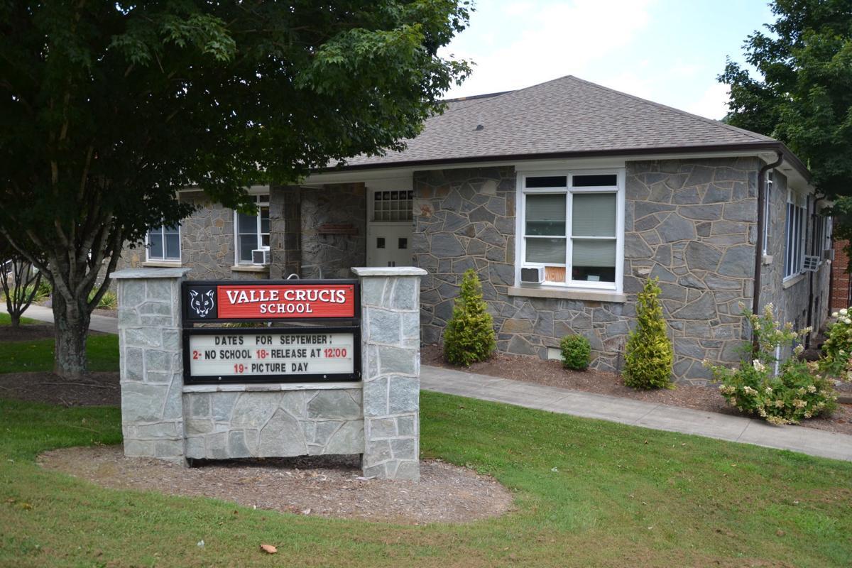Valle Crucis School