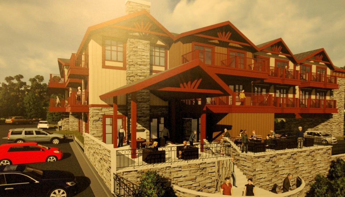 Rainey Lodge concept
