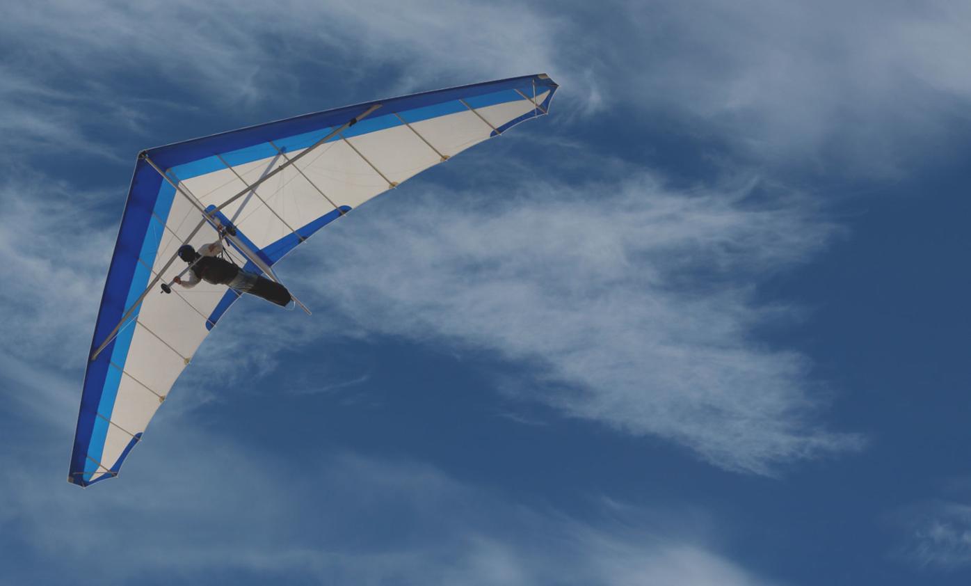 hang glider flight