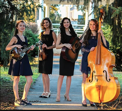 Local Boone band, The Burnett Sisters, are former JAM members that now play at events and festivals across the country.