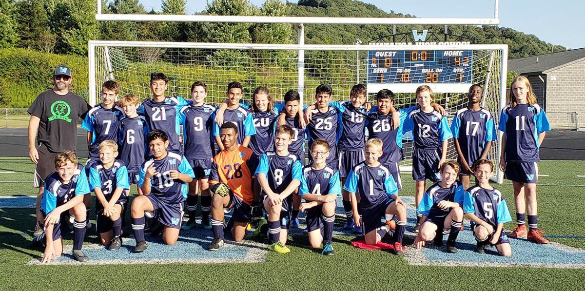 The Watauga middle school boys's team