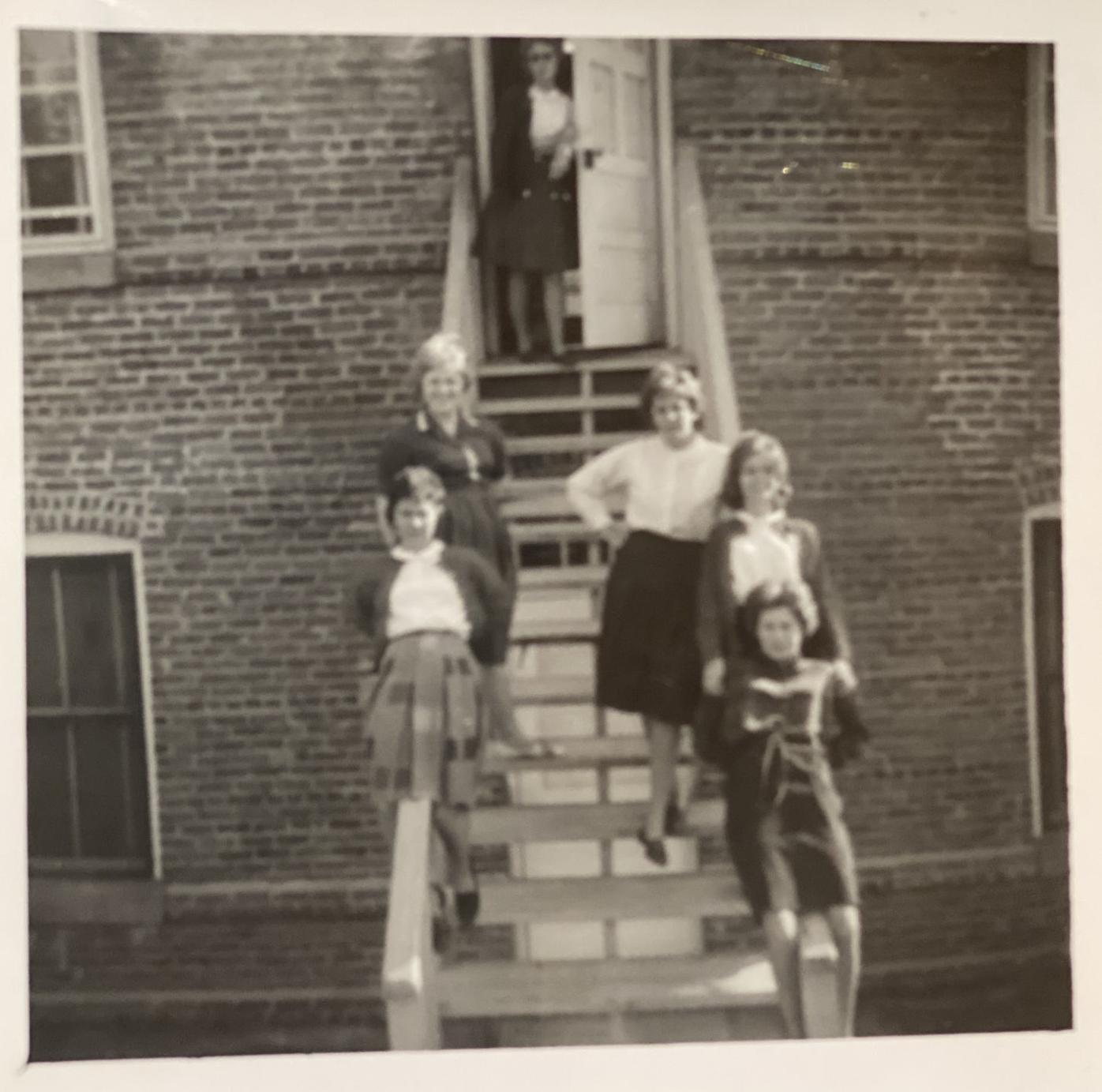 Lovill Residence Hall 1965