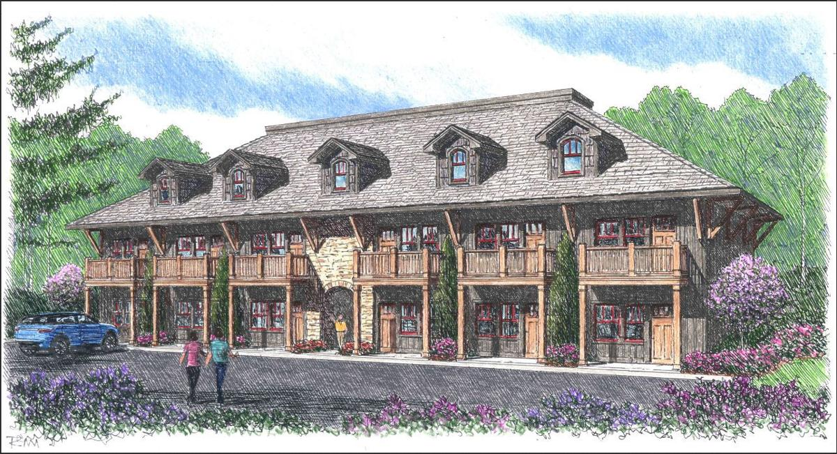 New Winkler hotel in Blowing Rock