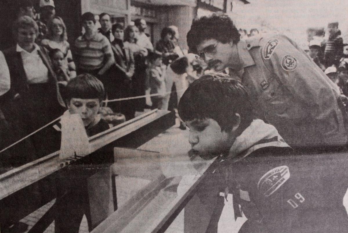Cub scouts 1984