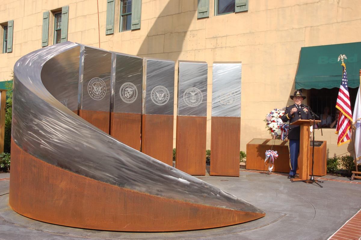 Covington and the memorial