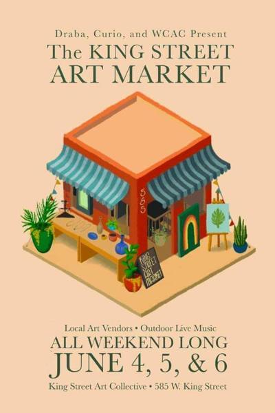 King Street Art Market