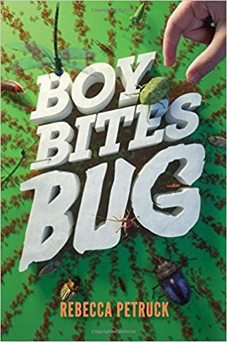 'Boy Bites Bug'