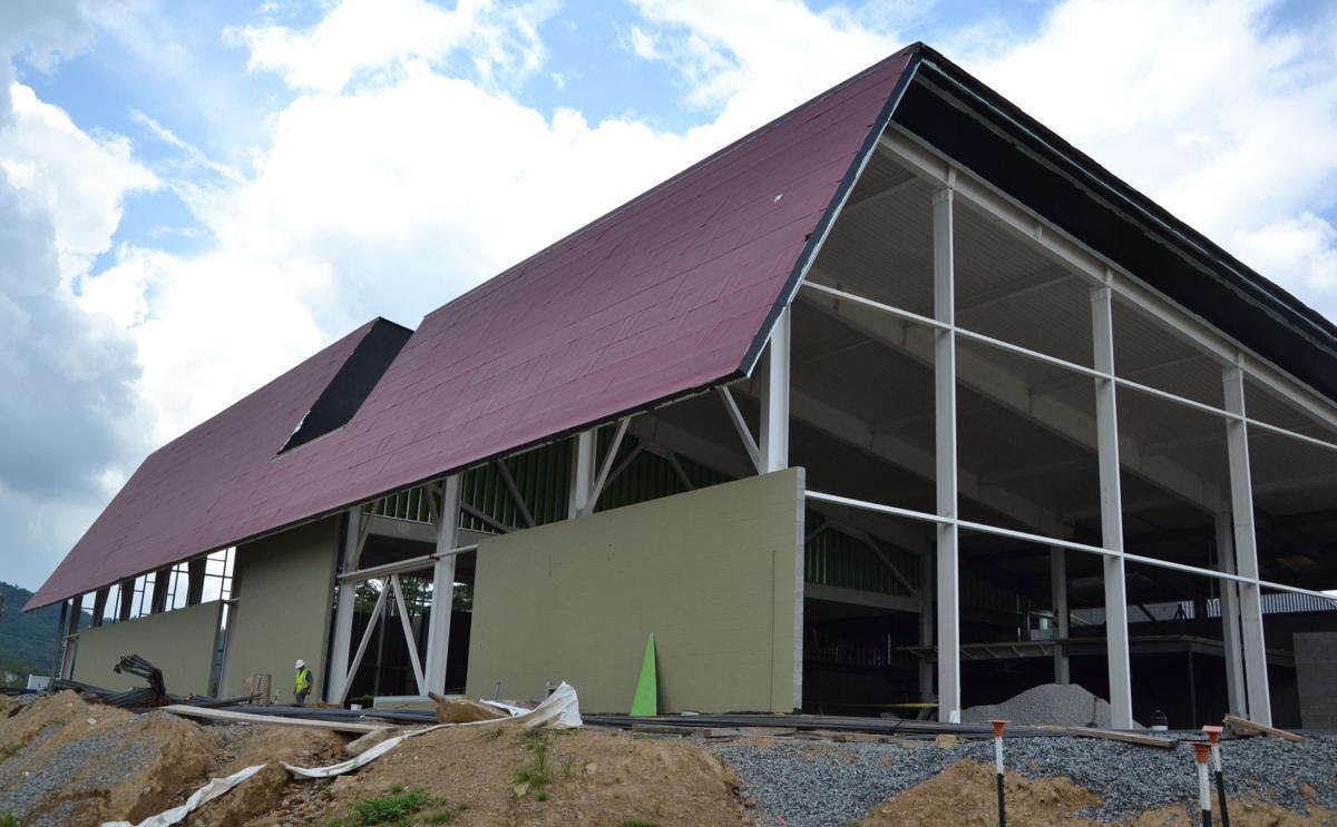 Recreation center construction