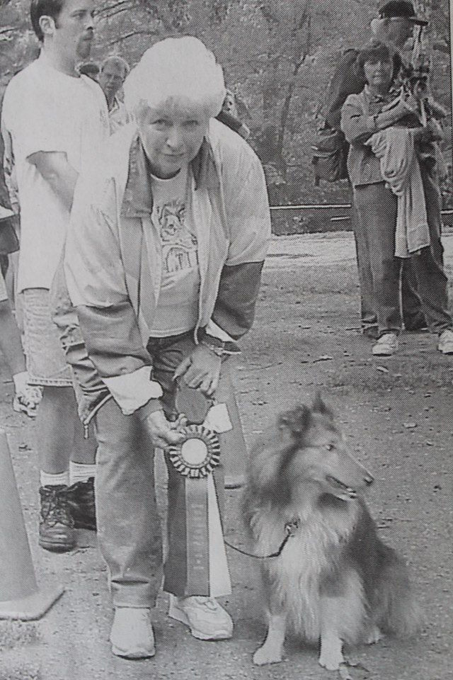 2002 Blowing Rock dog show