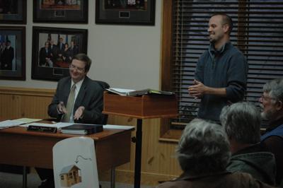 Beech Mountain December Town Council