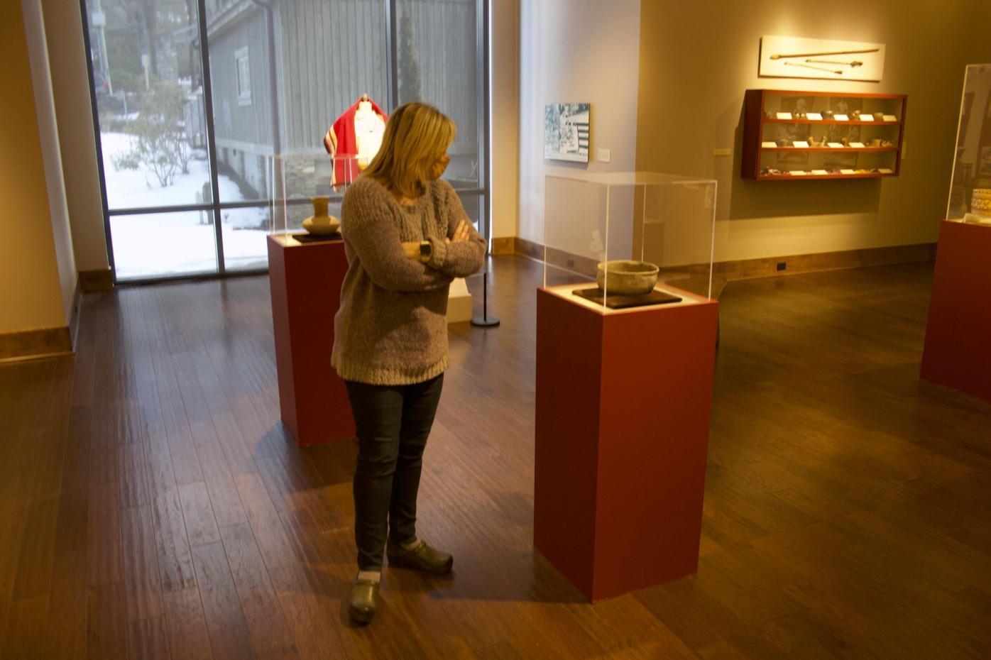 Cherokee Exhibit