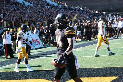 App State receives votes in polls