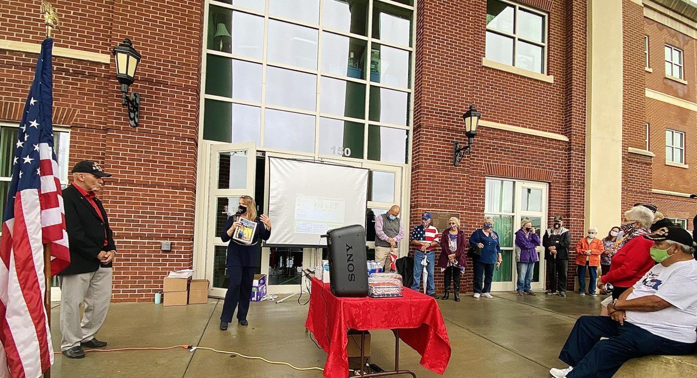 Ashe County Veterans Day 2020 1