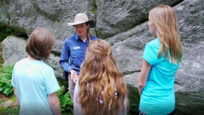 Grandfather Mountain education