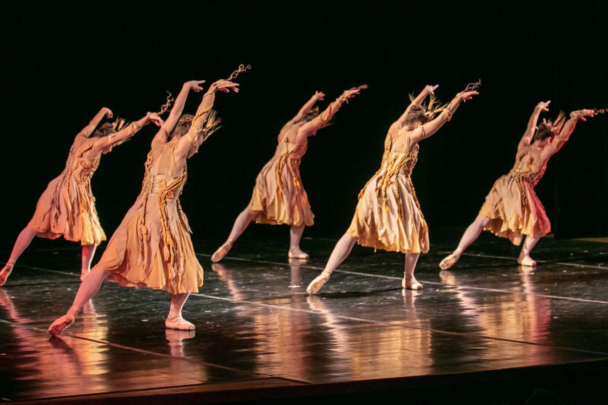 Ballet Magnificat performance
