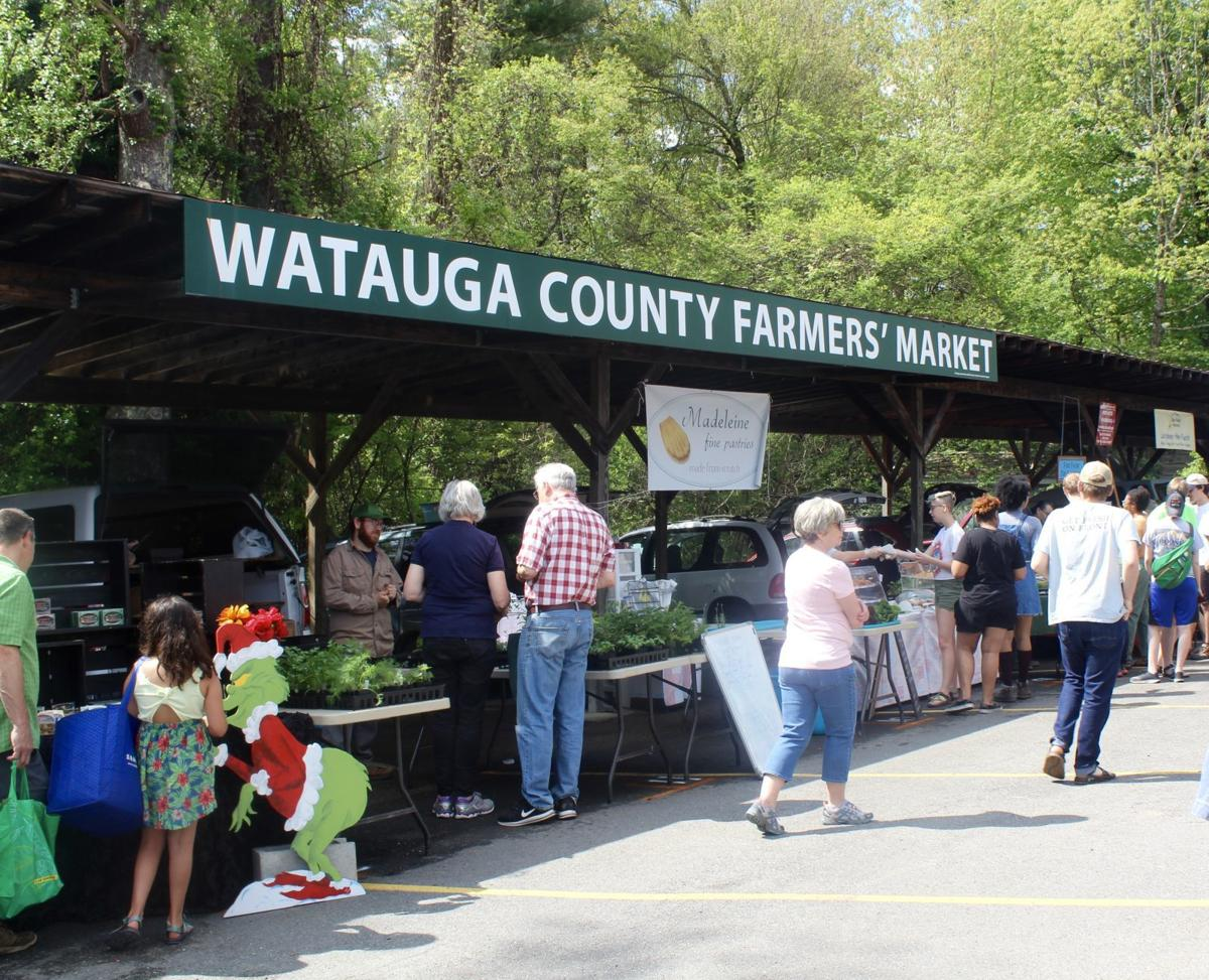 Farmers' market 2019