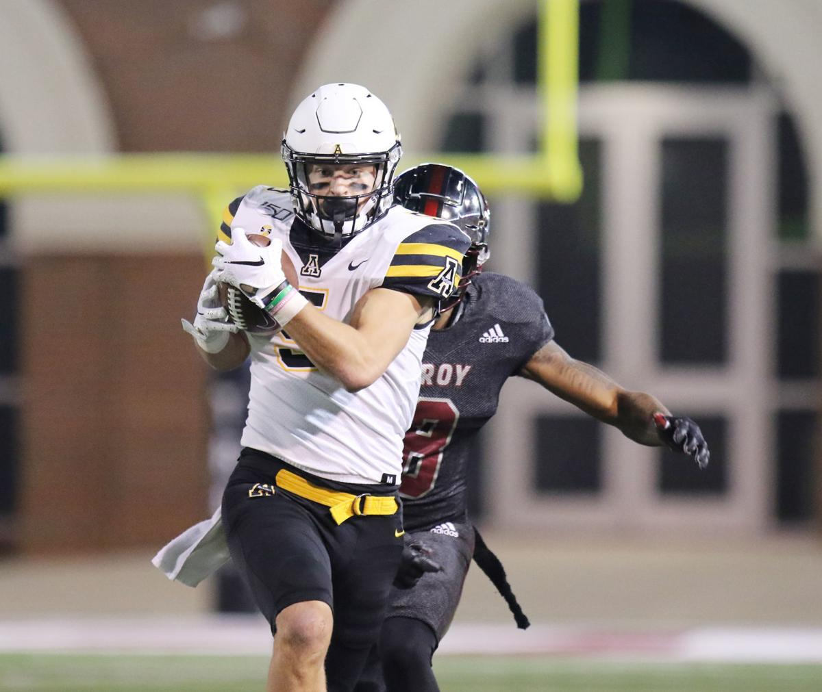 App State beats Troy