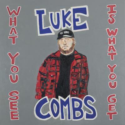 Luke Combs album cover