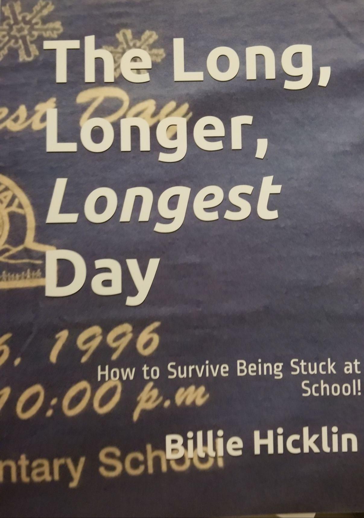 Long Longer Longest Day
